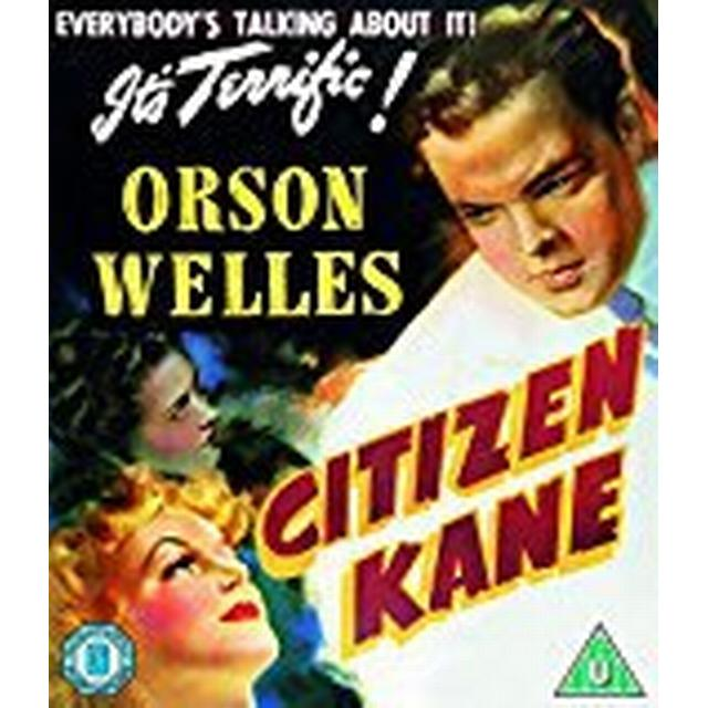 Citizen Kane [Blu-ray] [Region A & B & C]